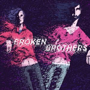 Ben Yonda, Brian Keenan - Broken Brothers EP - cover